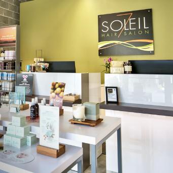 Soleil 7 Makeup Applications